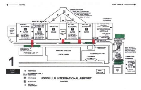 honolulu airport map arrivals pearl city airport shuttle express honolulu airport shuttle