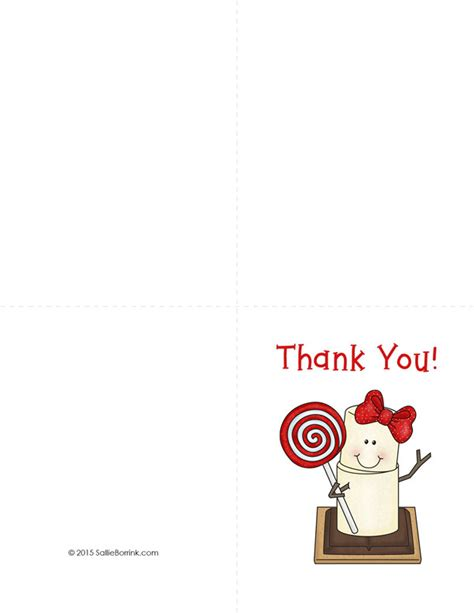 printable thank you holiday cards free free christmas thank you cards sallieborrink com