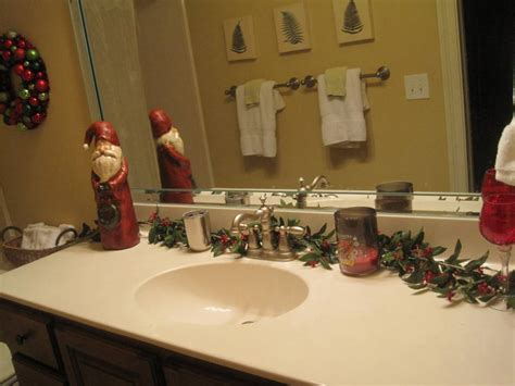 how to decorate your bathroom for christmas bathroom interior decorating pictures interiordecodir com