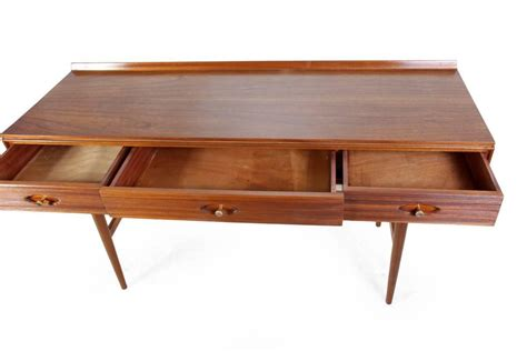 Mid Century Console Table Mid Century Hamilton Console Table By Robert Heritage At 1stdibs