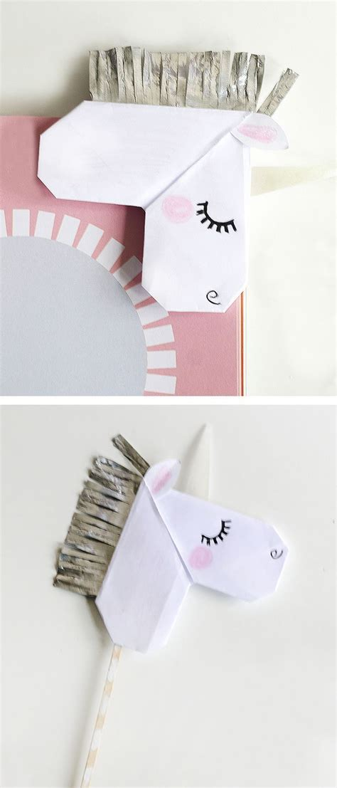 unicorn crafts for best 25 bookmark craft ideas on bookmarks for