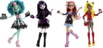 monster dolls october 2013