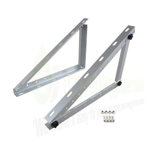 Shed Framing Brackets by Adjustable Angle Solar Panel Mounting Frame Brackets Shed