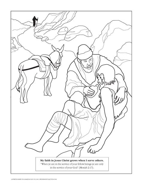 tithing coloring page coloring home