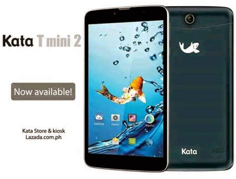 Mini 2 Lazada kata t mini 2 tablet now available in stores and lazada