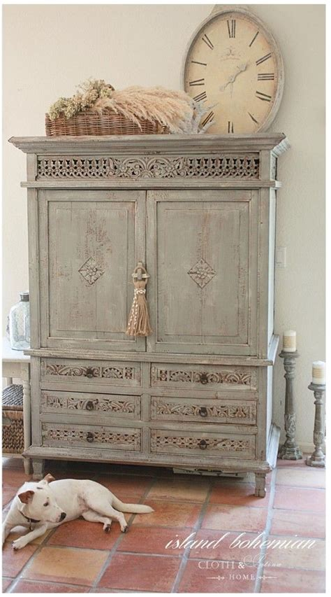Top Of Armoire Decor by 25 Great Ideas About Armoire Decorating On