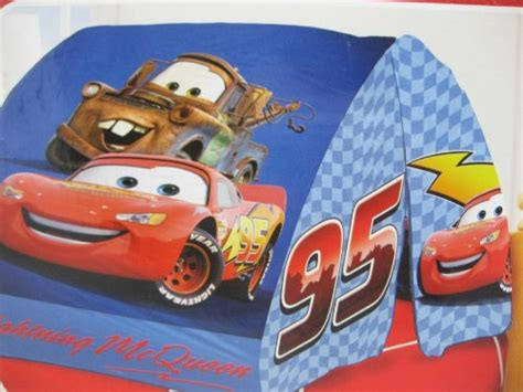 cars bed tent disney s cars indoor bed tent with bonus pushlight s 248 ren