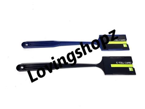 Tongkat E Toll Plastik distributor alat tulis kantor dan stationary tongkat kartu