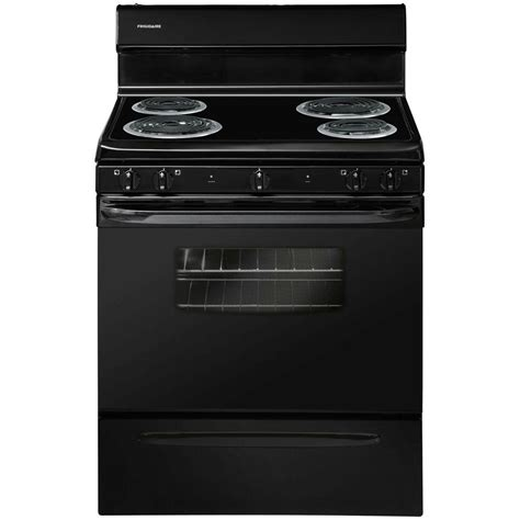 frigidaire single oven electric ranges electric ranges