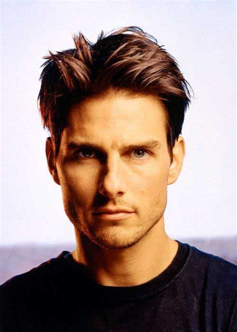 Cruise Hairstyles by 15 Best Tom Cruise Hair Mens Hairstyles 2018