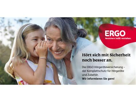 Autoversicherung Ab 4 80 by Ergo Versicherung Koch Kollegen In Winsen Luhe Ergo