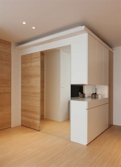 Sliding Kitchen Doors Interior by Picturesque Wall Sliding Doors Interior Design With White