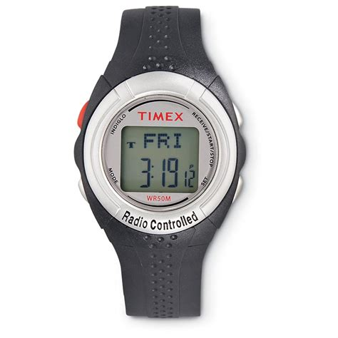 timex 174 international radio calibrated indiglo 174