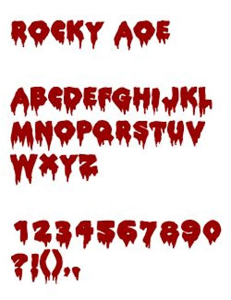 dafont dripping font 1000 images about fonts on pinterest fonts black spray