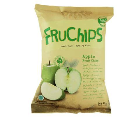 Keripik Buah Apel jual fruchips keripik buah apel 40gr prosehat