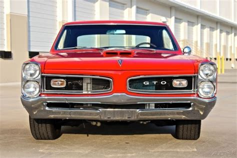pontiac gto supercharger 1966 pontiac gto quot clone quot supercharged manual v8 for sale
