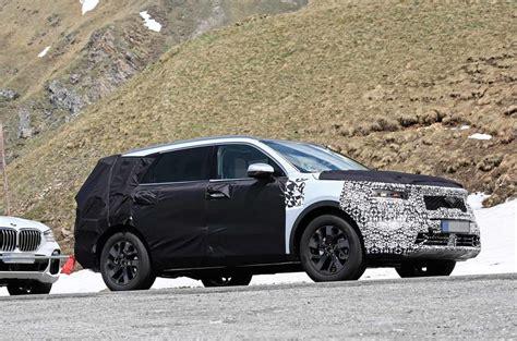 Kia Sorento Hybrid 2020 by New 2020 Kia Sorento To Get In Hybrid Variant Autocar