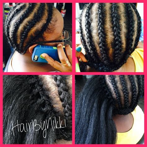 hairstyles to do with kanekalon 192 best crochet braids images on pinterest