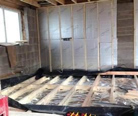 garage conversion wales build