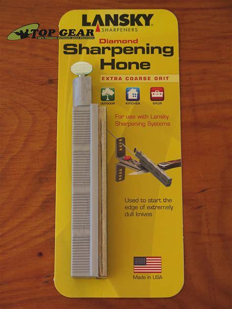 sharpening hone lansky sharpening hone coarse grit ldhxc