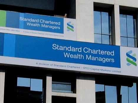 standard chartered bank india standard chartered bank india