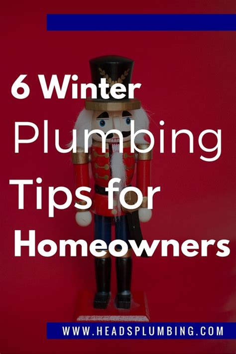 Homeowners Plumbing by Winter Plumbing Tips For Homeowners S Plumbing Service