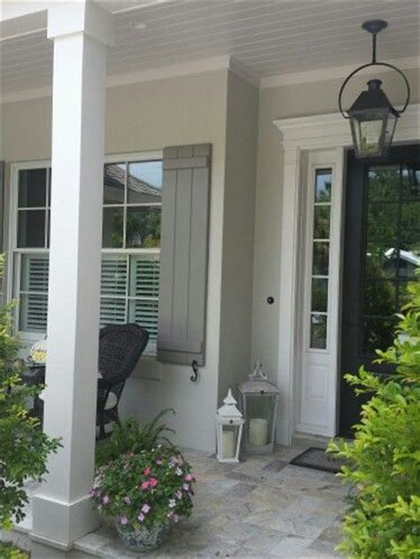 Sherwin Williams Black Fox couleurs ext 233 rieures gris and the doors on pinterest