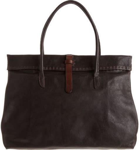Henry Cuir Chateau Bag by Henry Cuir Medium Pin Up Bag In Purple Lyst
