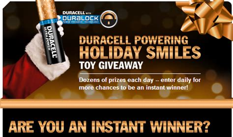 Duracell Giveaway - duracell toy giveaway leapfrog xbox amazon gift cards and more