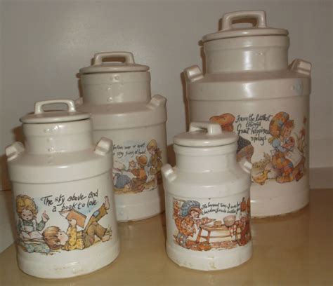 fashioned kitchen canisters vintage kitchen canisters shop collectibles daily