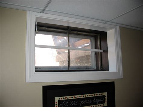 basement window basement remodeling ideas basement window treatments