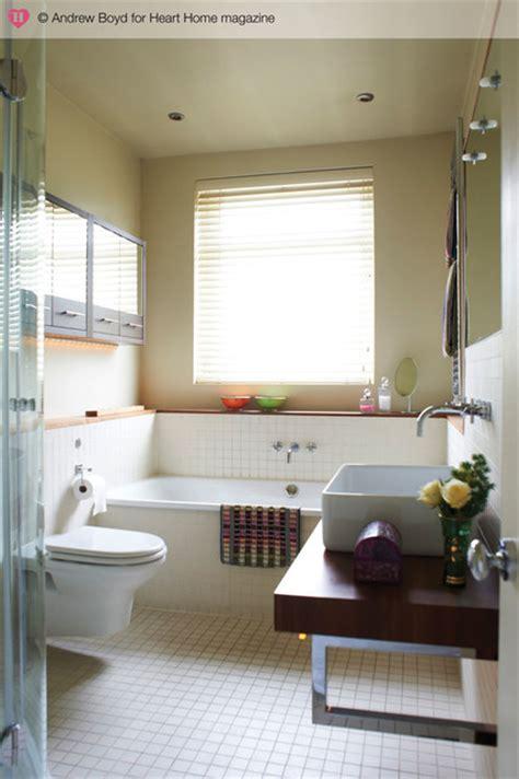 1930's Semi   Traditional   Bathroom   london   by Dear Designer