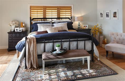 Bedroom Sets Furniture Row Before And After Newlywed Bedroom Suite By Bedroom