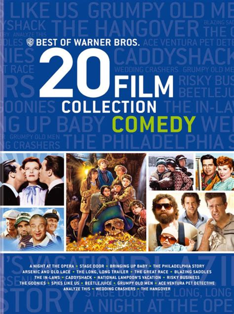 comedy film uses best of warner bros 20 film collection comedy review ign
