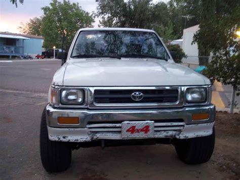 Toyota Up 4x4 For Sale 1992 Toyota Up 4x4 Truestreetcars