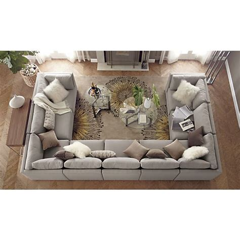 Crate And Barrel Sofa Sale by Moda 9 Sectional Sofa In 15 The Sofa Sale