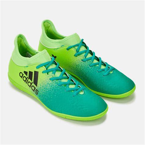 indoor football shoes adidas adidas x 16 3 indoor football shoe football shoes