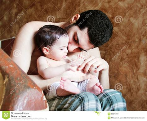 im schlaf vergewaltigt arab baby with royalty free stock image