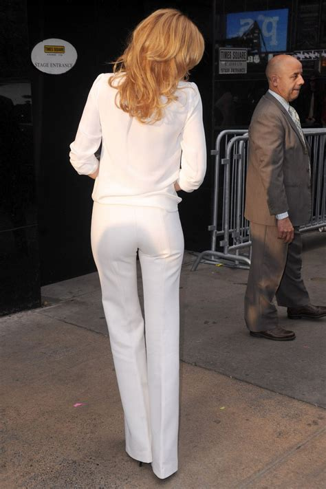 rene russo 2014 rene russo at good morning america in new york hawtcelebs