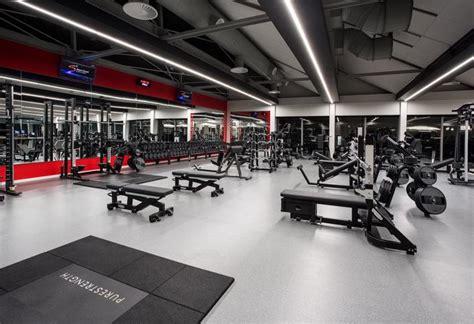 Home Gym Interior Design Virgin Active Silo District Visi