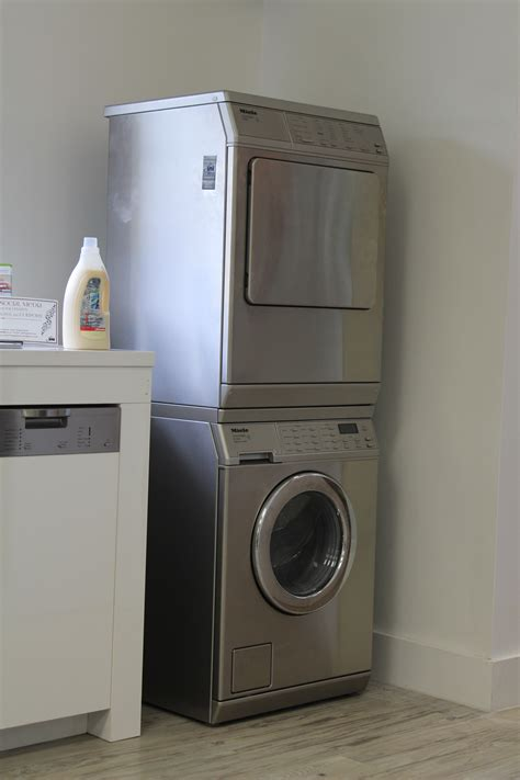 stackable washer and dryers washing delicates with miele s stackable washer dryer h h appliance center s