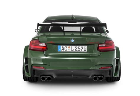 Bmw 2 Series Hp by Ac Schnitzer Acl2 Gives Bmw 2 Series 570 Horsepower