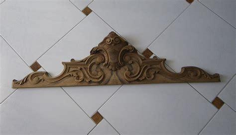 fronton d armoire pour dessus de porte fen 234 tre patin 233
