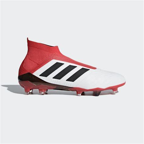 Adidas Trackers Boots adidas predator 18 firm ground boots white adidas uk