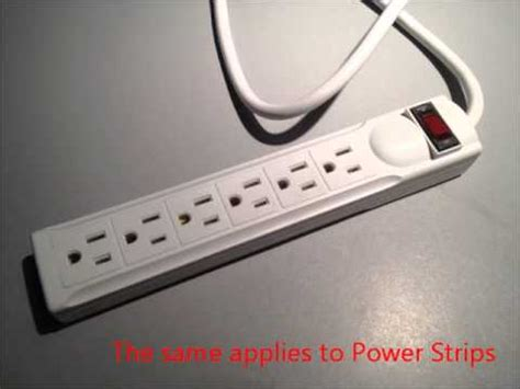 how to mount a power strip to a desk easy way to mount router or power strip youtube