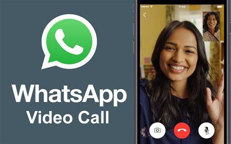 tutorial whatsapp call langkah whatsapp video call mudah banget lumpia studio
