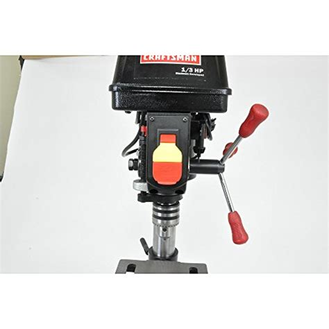 craftsman bench drill press craftsman bench drill press power tools