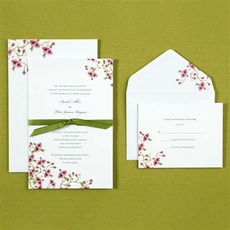 Brides Wedding Invitations by Brides Wedding Collection Wedding Invites