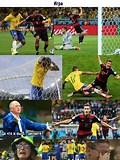 """Результат поиска изображений по запросу """"Бразилия - Германия Сопкаст"""". Размер: 120 х 160. Источник: www.pinterest.com"""