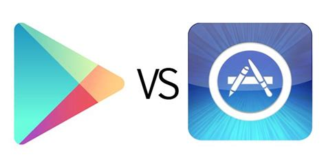 Play Store Vs App Store Which Is Better Play Store Vs Apple App Store Which One Is
